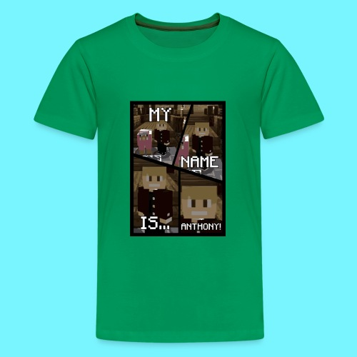 iDMC Comic Strip - Kids' Premium T-Shirt
