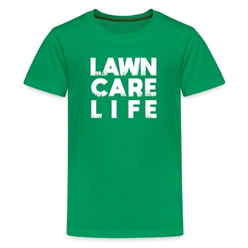 Lawn Care LIfe - Kids' Premium T-Shirt