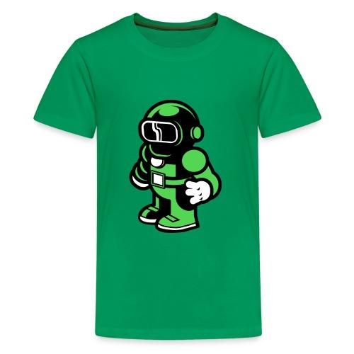 Space Astronaut - Kids' Premium T-Shirt