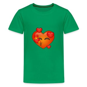 The Heart Lover - Kids' Premium T-Shirt