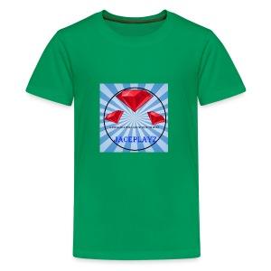 The official JacePlayzYT Shirt - Kids' Premium T-Shirt