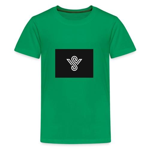zak's merch - Kids' Premium T-Shirt