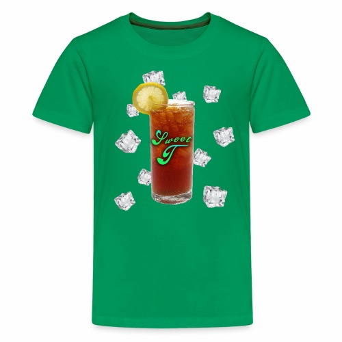 Sweet T Tea-Shirts - Kids' Premium T-Shirt