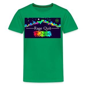 Rage Quitting - Kids' Premium T-Shirt