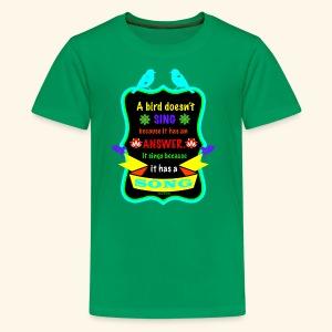 Musical11 - Kids' Premium T-Shirt