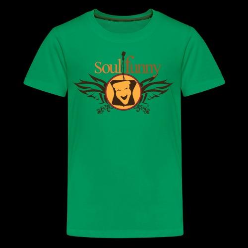 Soulfunny Logo - Kids' Premium T-Shirt