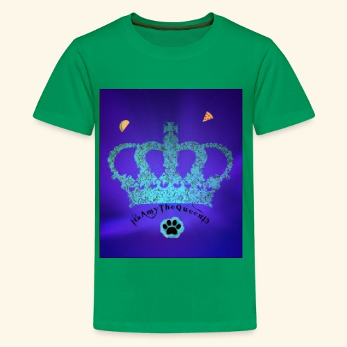 Itsamythequeen15 Merch - Kids' Premium T-Shirt