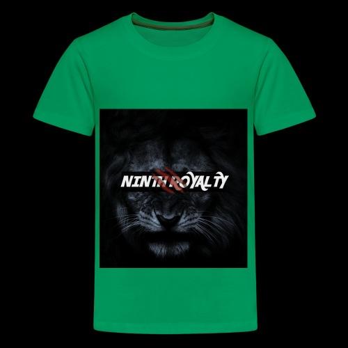NINTH ROYALTY LION - Kids' Premium T-Shirt