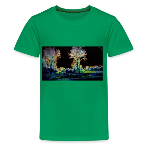 PsychodelicPicnic - Kids' Premium T-Shirt