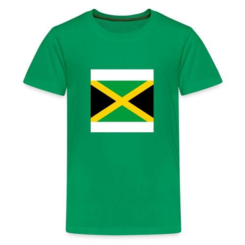 Jamaican Sunshine - Kids' Premium T-Shirt