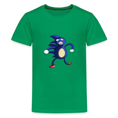 Sanic - Kids' Premium T-Shirt