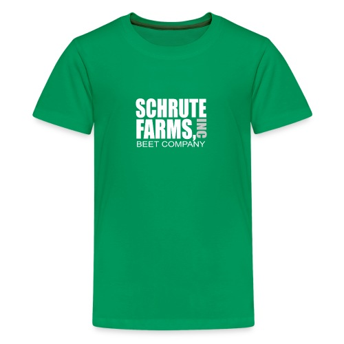 Schrute Farms - Kids' Premium T-Shirt