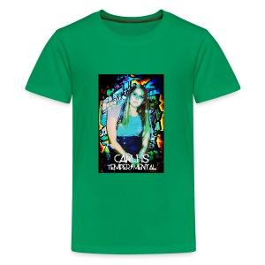 Carli Is TemperMental - Kids' Premium T-Shirt