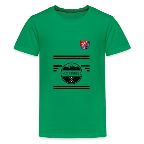 MLS Fanbase 2.0 - Kids' Premium T-Shirt