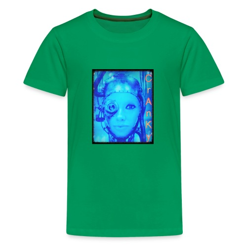Cranky - Kids' Premium T-Shirt
