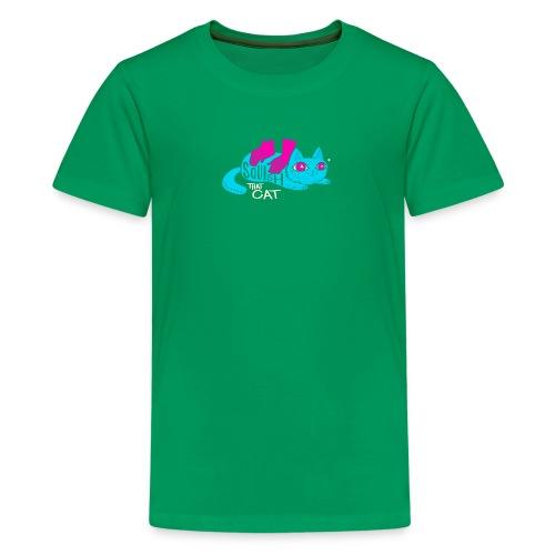 Squish that Cats - Kids' Premium T-Shirt