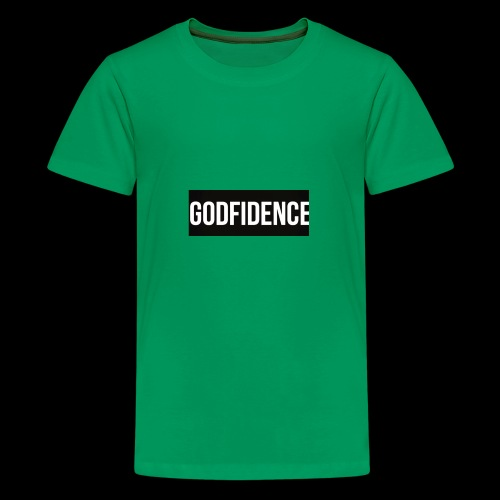 Godfidence - Kids' Premium T-Shirt