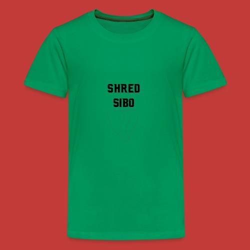 Shred Sibo Mug - Kids' Premium T-Shirt