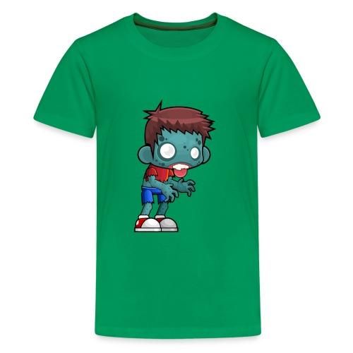 male zombie - Kids' Premium T-Shirt