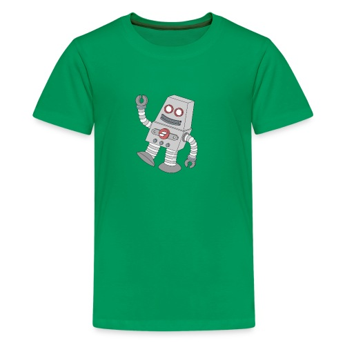 Showit Robot - Kids' Premium T-Shirt