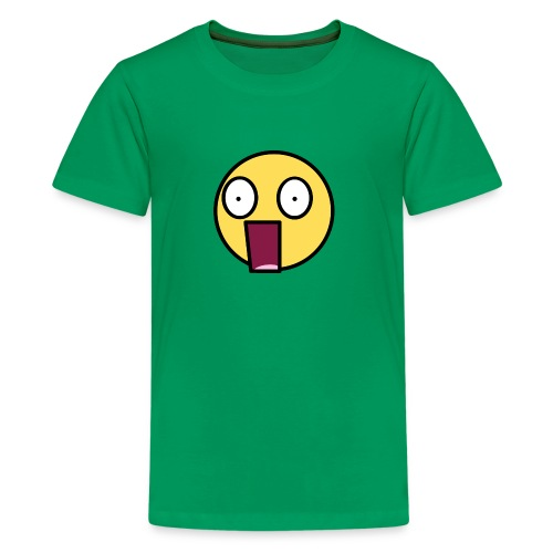 Surprised huge shock - Kids' Premium T-Shirt
