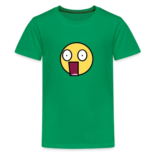 Surprised huge shock - Kids' Premium T-Shirt