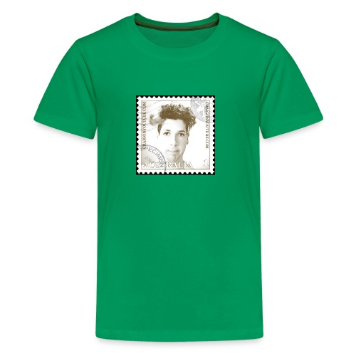 Craig on a Stamp - Kids' Premium T-Shirt