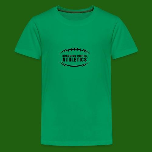 BRA Football Outline - Kids' Premium T-Shirt