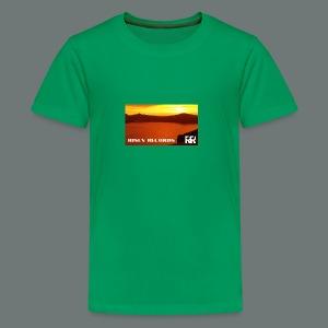 Risen Records Crater Lake Sunset - Kids' Premium T-Shirt