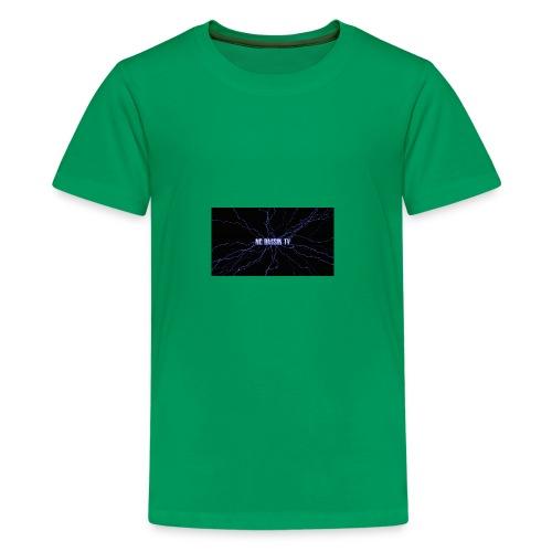 Nc Bassin Tv - Kids' Premium T-Shirt