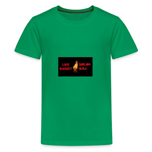 BASKETBALL TSHIRT - Kids' Premium T-Shirt