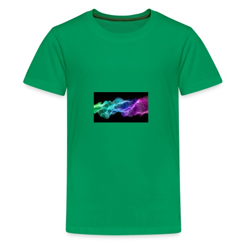 ws Curtain Colors 2560x1440 - Kids' Premium T-Shirt