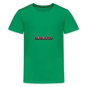block b - Kids' Premium T-Shirt