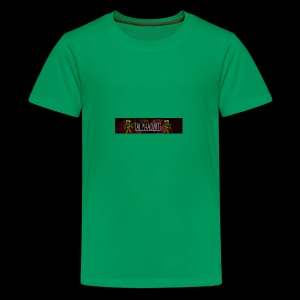 AlphaDirtBanner - Kids' Premium T-Shirt