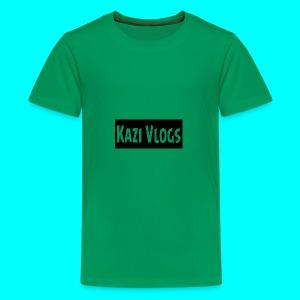 Kazi Vlogs - Kids' Premium T-Shirt