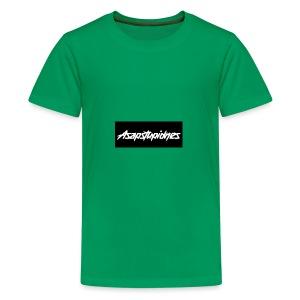 ASAPSTUPIDNES - Kids' Premium T-Shirt