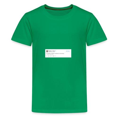 Occasionally, He Tells the Truth - Kids' Premium T-Shirt