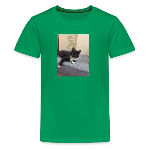 Oreo cat merch - Kids' Premium T-Shirt