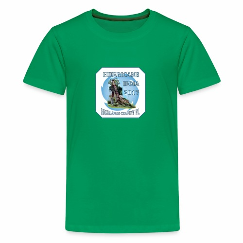 HIGHLANDS COUNTY FL HURRICANE IRMA - Kids' Premium T-Shirt