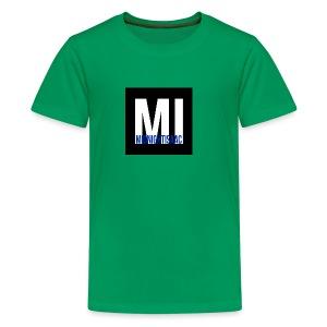 midnightisaac - Kids' Premium T-Shirt