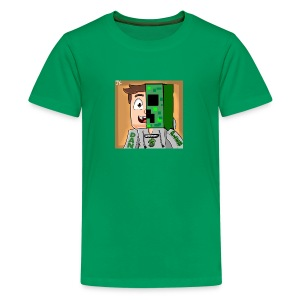 BuilderDan's Merchandise - Kids' Premium T-Shirt