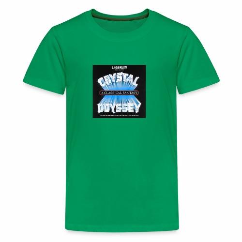 Laserium Crystal Osyssey - Kids' Premium T-Shirt