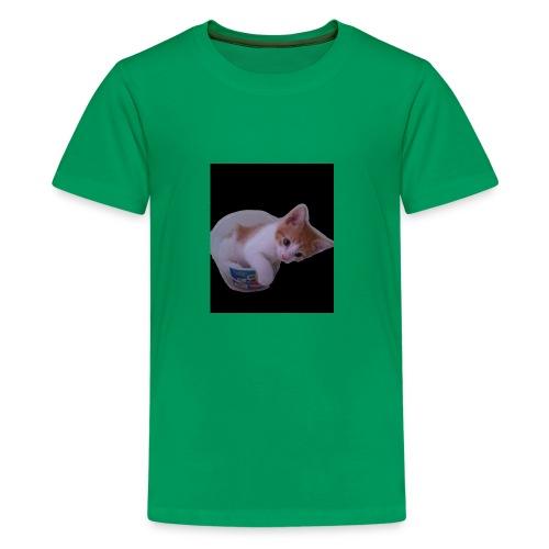 kitten explorer - Kids' Premium T-Shirt