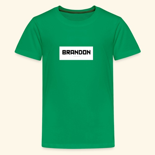Brandon handley - Kids' Premium T-Shirt