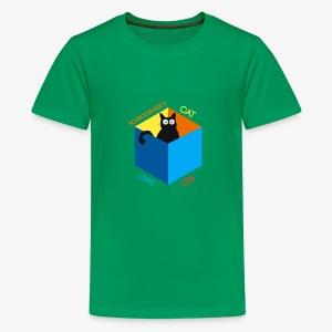 Schrodinger's Cat Lives - Kids' Premium T-Shirt