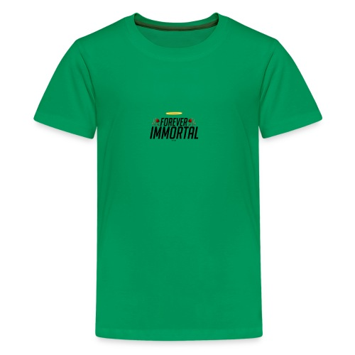 foreverimmortal - Kids' Premium T-Shirt
