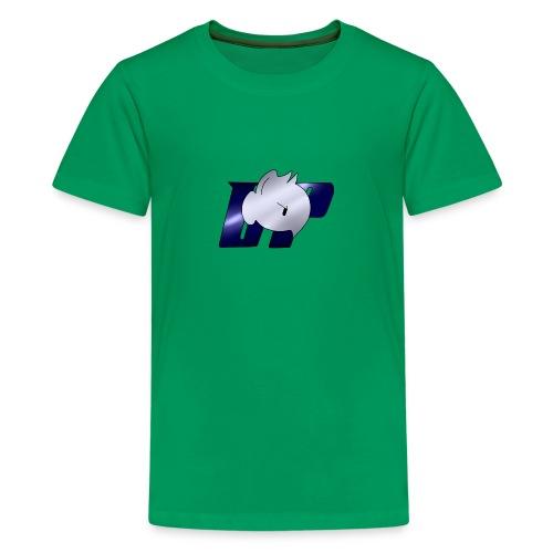 Daddy Pone logo - Kids' Premium T-Shirt