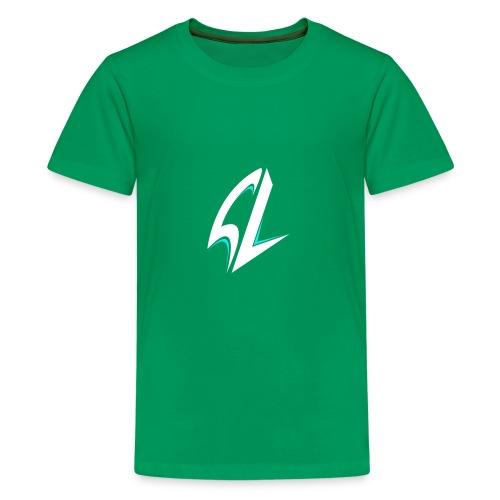 blue - Kids' Premium T-Shirt
