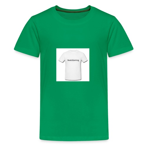 white - Kids' Premium T-Shirt