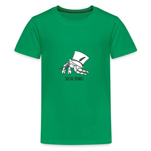 SocialHermit - Kids' Premium T-Shirt